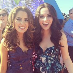 Video: Laura Marano Talked With Justine Magazine At The 2015 Kids' Choice Awards - Dis411
