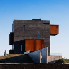The iconic Kemenes Volcanopark Visitor Center lays 200 km West of the capital Budapest, and has been realised following a national…