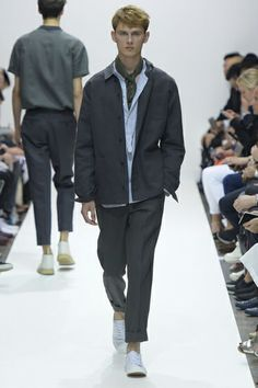 MARGARET HOWELL MENS COLLECTION