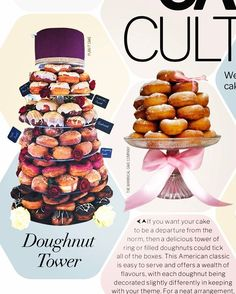 We're in a magazine!...  #donuts  #donutcake  #donuttower #donutweddingcake #weddingcakedesign #weddingcakes #weddingday #planitcake #weddingdesign  #somersetcakes  #somerset #somersetcakedesigner #dorsetcakemaker  #dorset #dorsetcakedesigner #somersetwed
