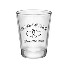 Hey, I found this really awesome Etsy listing at https://www.etsy.com/au/listing/247683531/110x-hearts-intertwined-shot-glasses-175