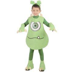 Disfraz de Monstruo de un ojo infantil
