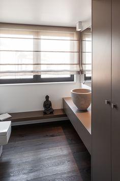 Badezimmer Ideen Dachschräge Einbauschrank Badmöbel Pinterest - Badezimmer einbauschrank