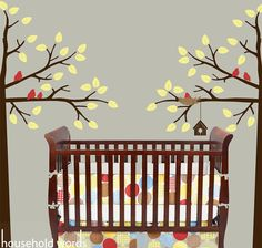 cute trees for kids rooms