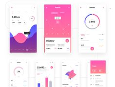 Buy Rodman Mobile UI Kit by RobertMayer on ThemeForest. Rodman is a gorgeous mobile UI Kit with clean and light design. Packed with layouts in 7 categories it surely wil. Web Design, App Ui Design, Interface Design, Flat Design, Design Ideas, Ui Kit, Radar Chart, Best Website Design, Website Templates