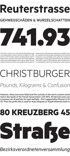 Klim Type Foundry - more classics. Where's my credit card?
