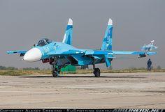 Sukhoi Su-27SM Russia - Air Force
