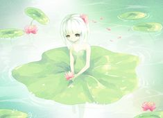 Go follow Hope Fox. She has some wonderful Anime art!