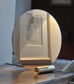 Disc Mirror - E-BOUTIQUE