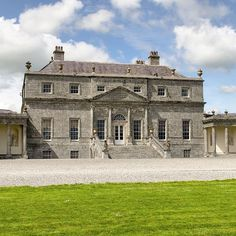 Beautiful Russborough House, Ireland.