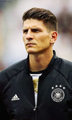 Mario Gomez, Germany
