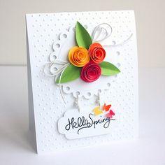 Card_Hello_Spring by sara.dafne, via Flickr