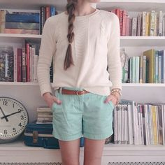 ... spring outfit ...