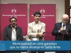 Municipalidad de Lima garantiza que no habrá desalojo en La Parada