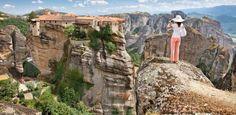 Isolados em rochedos, mosteiros gregos oferecem cenário espiritual perfeito - Notícias - UOL Viagem
