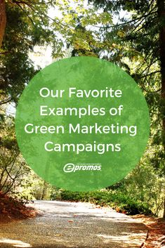 Green marketing is the best #trend to get on board with! Check out some great examples of how start here.  #ThePromoKnowHowPeople #greenmarketing #greenproducts #earthfriendly #greenpromo