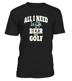 "# Beer and Golf T-Shirt for Men and Women Alcohol Drinker Tee .  Special Offer, not available in shops      Comes in a variety of styles and colours      Buy yours now before it is too late!      Secured payment via Visa / Mastercard / Amex / PayPal      How to place an order            Choose the model from the drop-down menu      Click on ""Buy it now""      Choose the size and the quantity      Add your delivery address and bank details      And that's it!      Tags: Need and ice cold beer…"