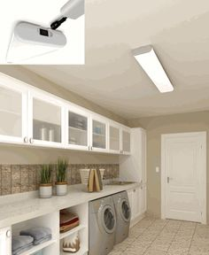 Single 48  Long Linkable T8 Garage Lighting $69.75 & Image result for garage ceiling lights | OD garage ceiling ... azcodes.com