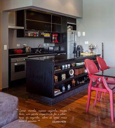 Open house - Daniele e o Eduardo. Veja: http://casadevalentina.com.br/blog/detalhes/open-house--eduardo-e-daniele-2837 #decor #decoracao #interior #design #casa #home #house #idea #ideia #detalhes #details #openhouse #style #estilo #casadevalentina #kitchen #cozinha