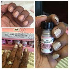 """""""Getting my little dry and brittle nails to grow. I've said it before; Yes! I am a product junkie. If the TV says it works then who am I to argue."""" - @retterette on Instagram."""
