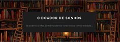 parceria no blog, vem ver  http://www.marisoek.com/2015/04/o-doador-de-sonhos-agora-e-nosso.html