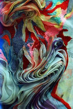 Detail at Marit Fujiwara
