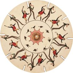 Phenakistoscope - England - 1833