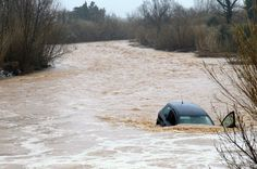 06/03/2013 - Torrential rains and flooding ravage Central Europe: the worst in 70 years.