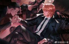 Art by 消失的小蛮 Hunter X Hunter, Hunter Anime, Hisoka, Hot Anime, Anime Boys, Manga Art, Anime Manga, Character Inspiration, Character Art