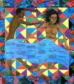 Faith Ringgold - Lover's Quilt