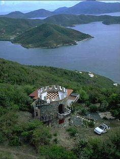 Castle St. John ~ US Virgin Islands
