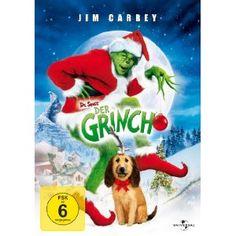 Der Grinch: Amazon.de: Jim Carrey, Taylor Momsen, Jeffrey Tambor, Dr. Seuss, James Horner, Ron Howard: Filme & TV