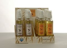 Spray ideato per il corpo e per l'ambiente. Una formulazione fresca e delicata che, applicata sul corpo, svolge un'azione protettiva per alcune ore