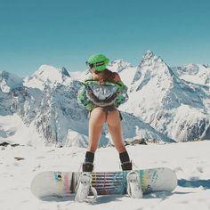166 отметок «Нравится», 3 комментариев — Rada (@snowgirlmood) в Instagram: «Доброе утро всем) #сноубордист #snowbord #сноубордрулит #snowbord #сноуборд #архыз #snowgirlmood…»