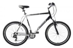 AMMACO GRAN ROC 21 SPEED MENS 26″ ALLOY FRAME FRONT SUSPENSION MOUNTAIN BIKE XL 23″ FRAME FOR TALL MEN