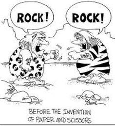 Rock ... we win!