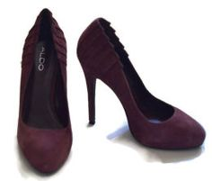 Available @ TrendTrunk.com Aldo Heels. By Aldo. Only $26.00!