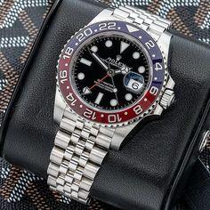 Instagram Cool Watches, Rolex Watches, Rolex Gmt Master 2, Luxury Watches For Men, Vintage Watches, Gentleman, Jewellery, Tools, Accessories