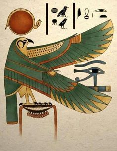 RA -HERU-KHUTI (THE SUN GOD)   The civilization of ancient Egypt ...