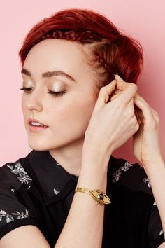 Spring Hair Awakening: The Pixie #refinery29  MORE FUN THINGS TO DO WITH MY PIXIE