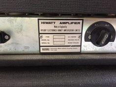 Hiwatt DR 103 + 4x12-Box m. Fanespeaker VINTAGE!!! in Niedersachsen - Hameln | Musikinstrumente und Zubehör gebraucht kaufen | eBay Kleinanzeigen
