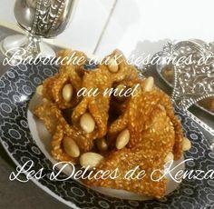 Aujourd'hui je vous presente cette bien jolie recette . A la recherche de recette pour la Aqiqa de mon fils , je suis tomber sur celle la , sur le blog de Ma fleur d'oranger , une variante des griwech juste delicieuse ..... Alors vous attendez quoi pour...