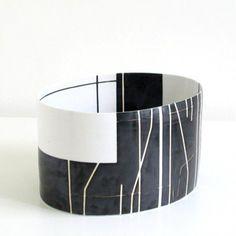 """Stage """"Porcelaine - De la surface au contenant"""" avec Karin Bablok céramiste proposé par l'IEAC de Guebwiller (Haut-Rhin, Alsace)"""