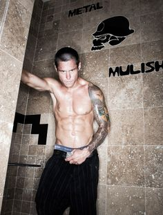 Metal Mulisha's Brian Deegan tattoos - the OG badass