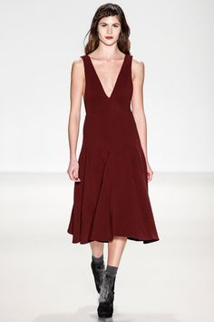 Nanette Lepore Fall 2014 Ready-to-Wear Collection Slideshow on Style.com