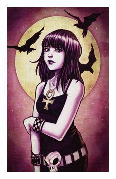Death by chrissie-zullo.deviantart.com on @DeviantArt