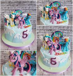 My little pony cake My Little Pony Cake, Birthday Cake, Cakes, Desserts, Food, Birthday Cakes, Postres, Cake Makers, Mudpie