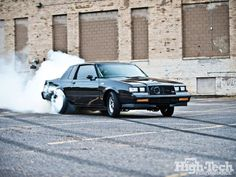 Grandnational Burnout  Grand National Canon Digital Photography Forums  Buick Grand National