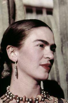 Iconic Frida Kahlo Photos - Frida Kahlo Art Exhibits
