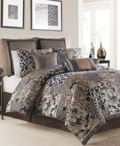 Martha Stewart Collection Hampton 22 Piece Comforter Sets